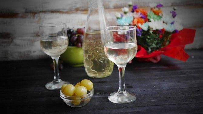 Брага с винограда