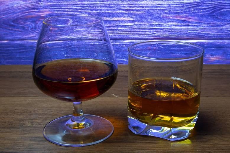 Чем отличается бренди от коньяка и виски