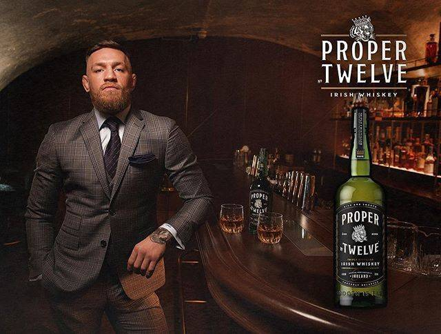 Ирландский виски proper twelve