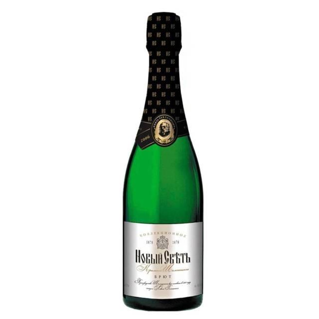 Хорошее шампанское брют