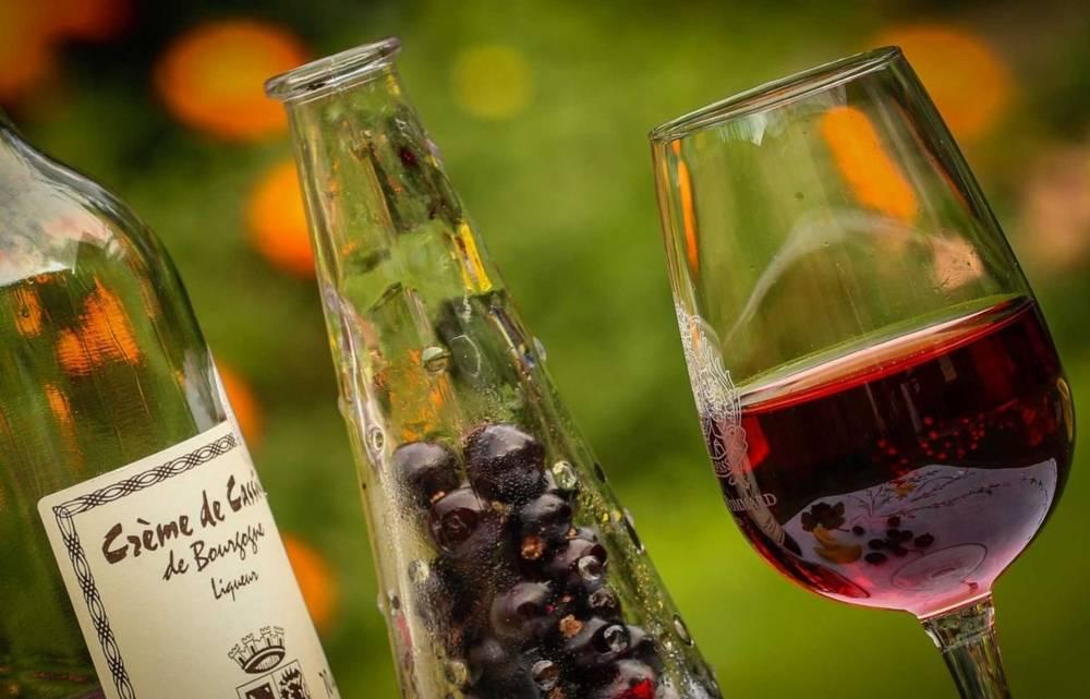 Вино из замороженных ягод в домашних условиях