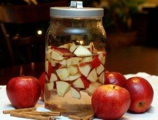 Яблочная настойка в домашних условиях простой рецепт