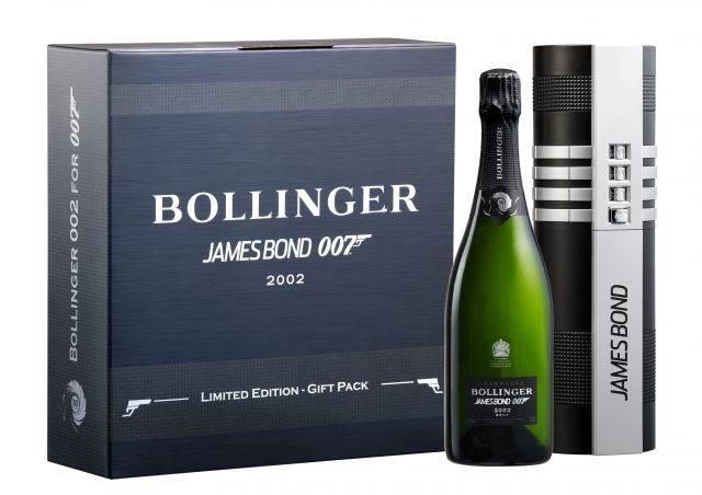 Шампанское боллингер
