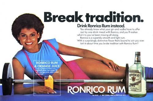 Ром ronrico gold label
