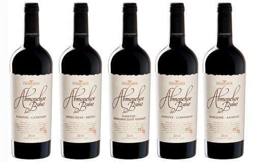 Фанагория вино производитель