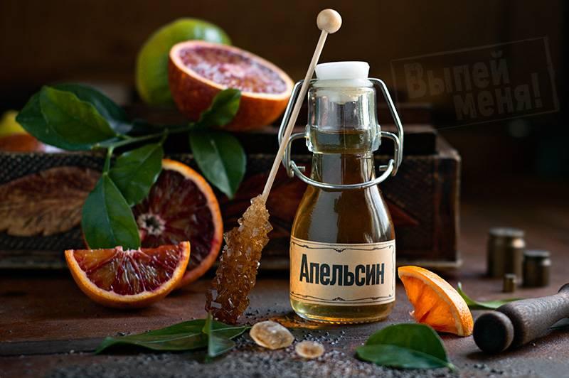 Апельсиновый ароматизатор