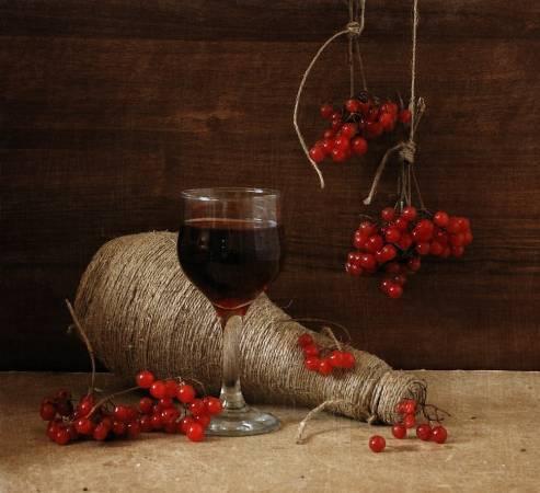 Рецепт рябинового вина