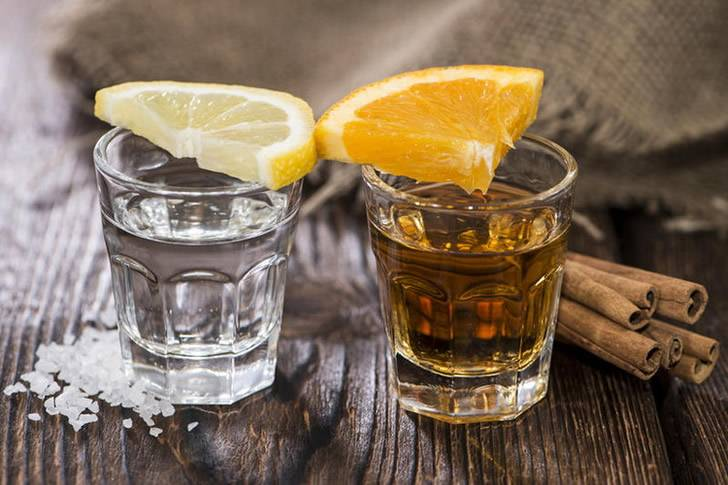 Как надо пить текилу