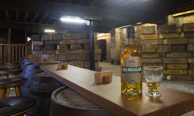 Ирландский виски килбегган