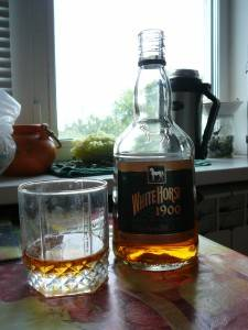Виски уайт хорс 1900