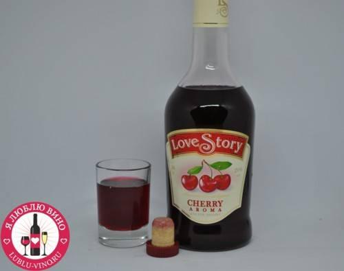Как пить ликер love story