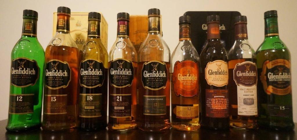 Гленфилд виски