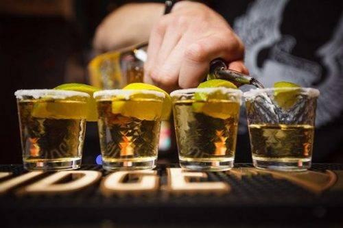 Текила спиртной напиток