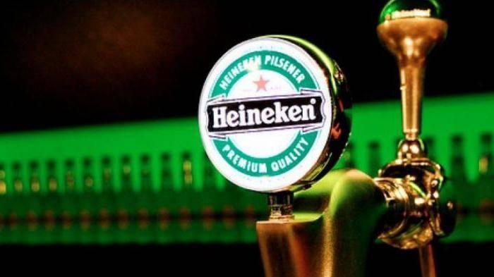 Пиво хейнекен