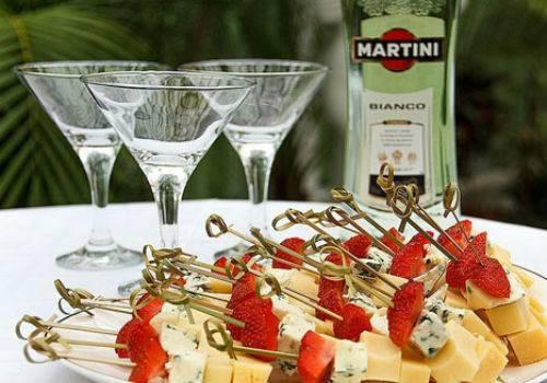Мартини с колой можно пить