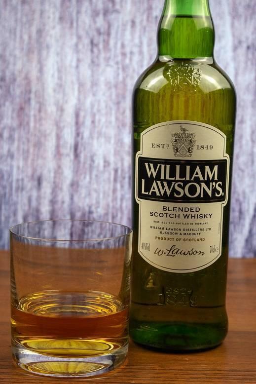 Виски с ванилью уильямс
