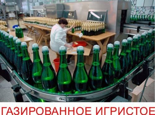 Чем отличается винный напиток от шампанского