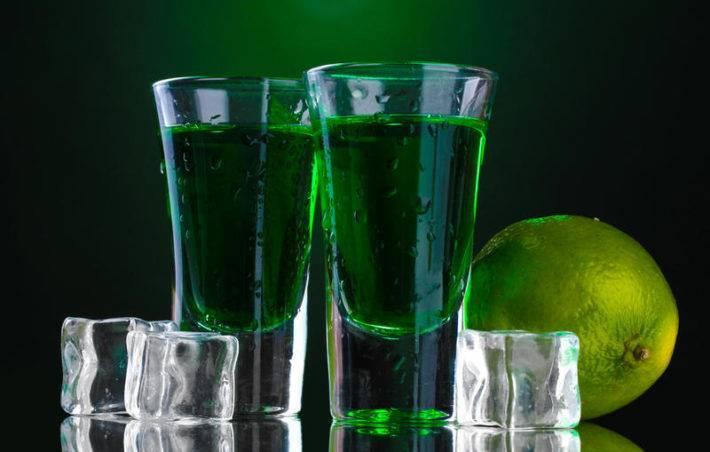 Абсент с чем пьют и закусывают