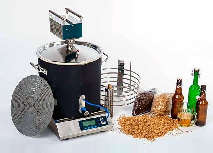 Рецепт пива в домашних условиях пшеничное карамельное
