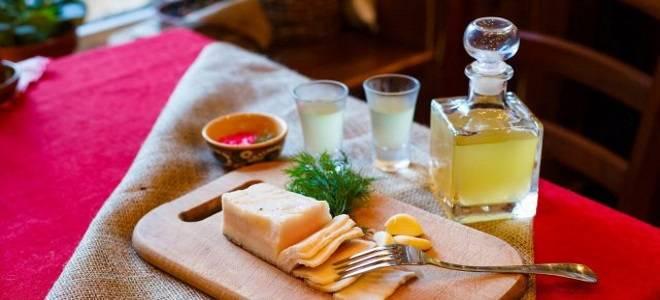 Хреновуха рецепт из водки с медом
