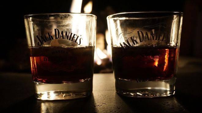 Jack daniel s tennessee fire