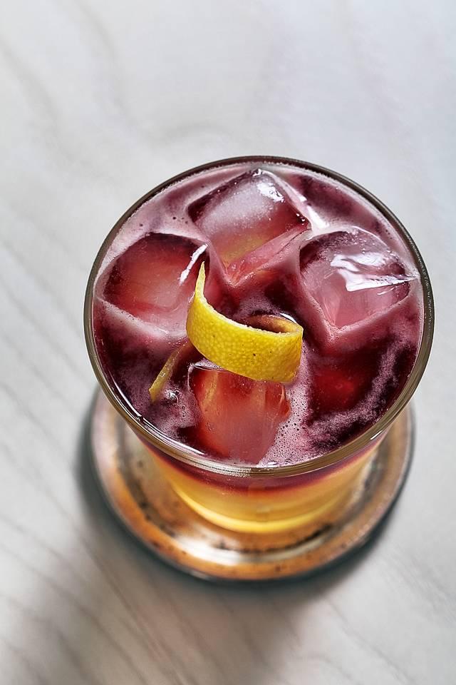 Нью йорк сауэр коктейль рецепт