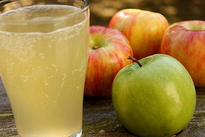 Брага из яблок для самогона пропорции