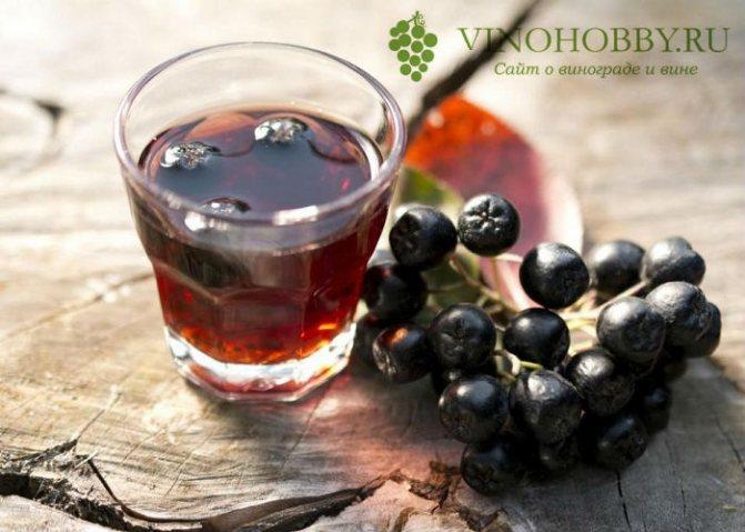 Рябиновое вино в домашних условиях простой рецепт