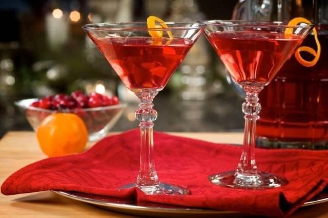 Лучшие коктейли с джином