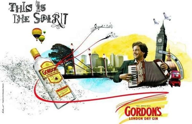 Gordons джин