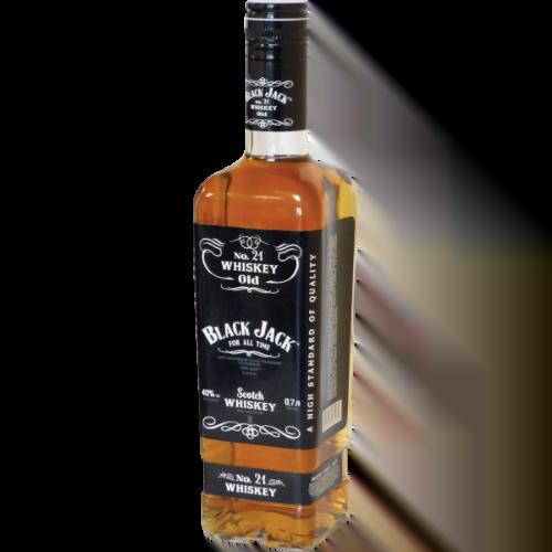 Блэкджек виски фото