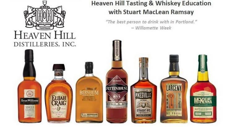 Виски хевен хилл