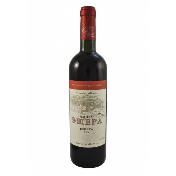Вино эшера красное