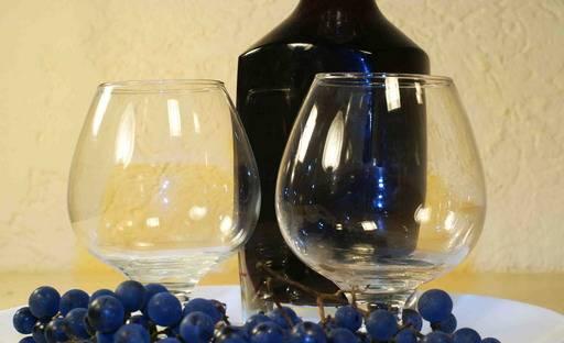 Сироп из винограда изабелла в домашних условиях