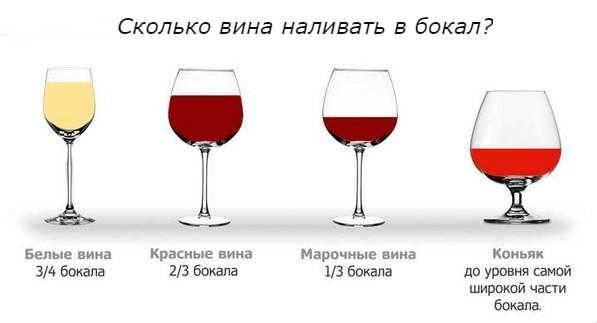 Как держать бокал вина по этикету