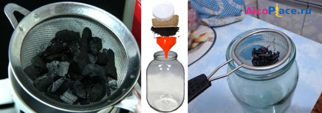 Пропорции воды и спирта для получения водки