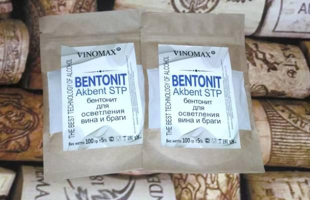 Как пользоваться бентонитом для осветления браги