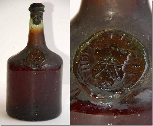 Самое старое вино год