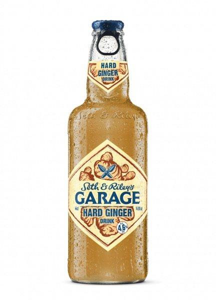 Пиво гараж лимон