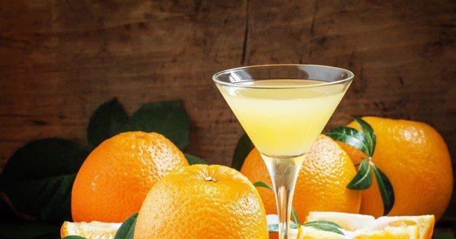 Наливка из апельсинов на водке