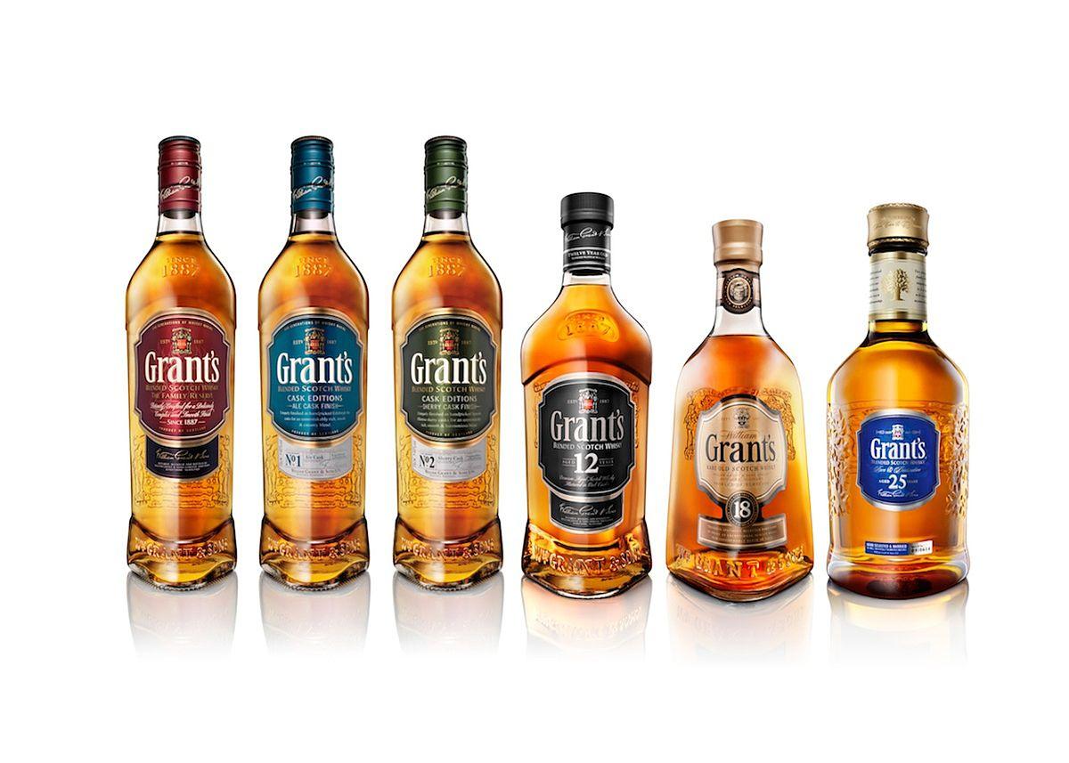 Grants виски 8 лет
