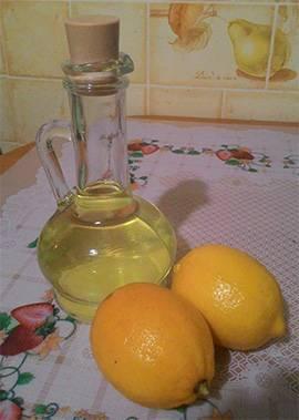 Лимоновка на водке