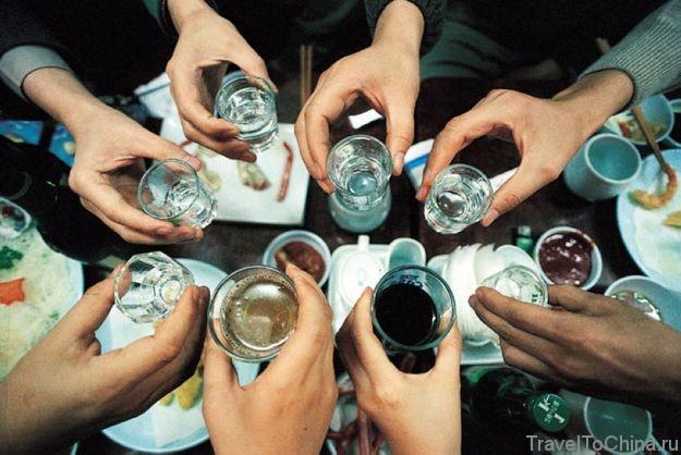 Китайский алкогольный напиток