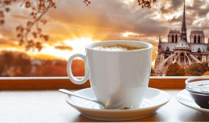 Кофе с ванилином