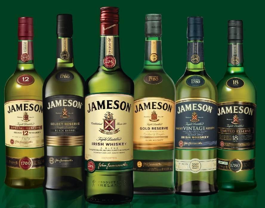 Виски jameson caskmates