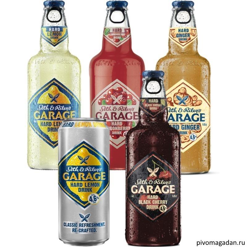 Сколько алкоголя в гараже напиток