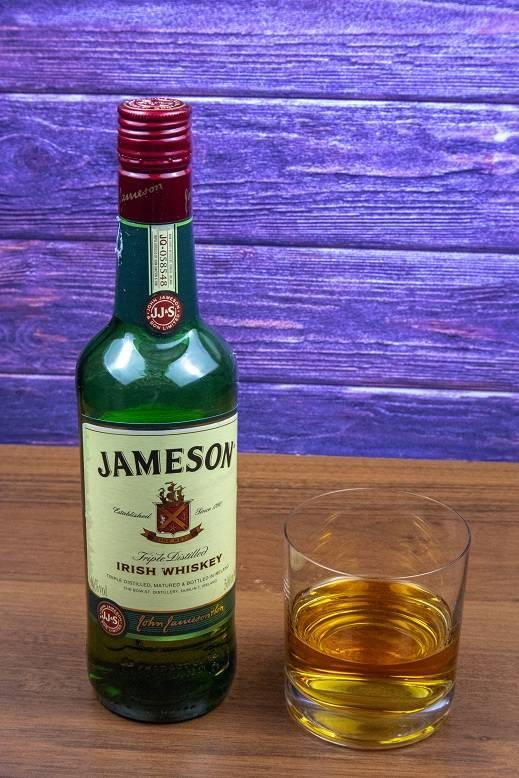 Jameson caskmates описание