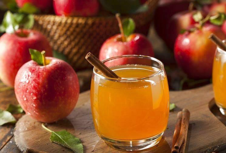 Как сделать сидр из яблочного сока