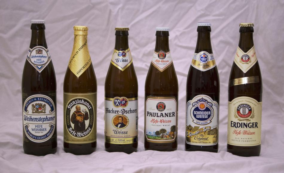 Элитные сорта пива