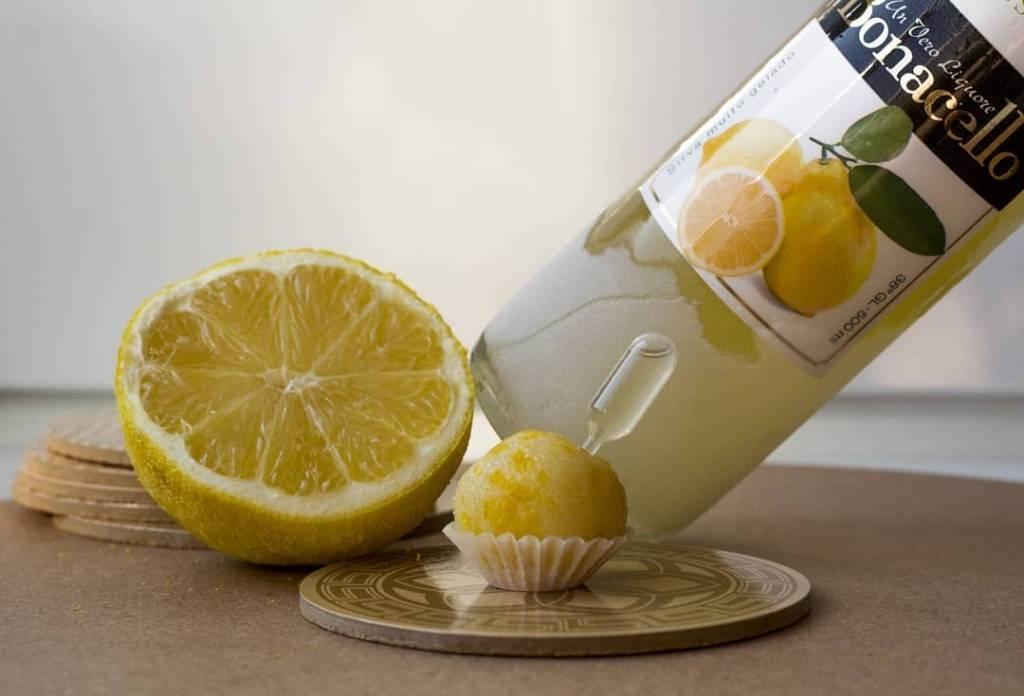 Лимончелло боттега